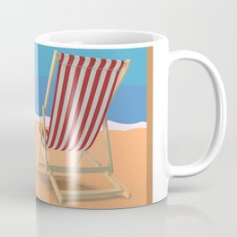 Florida Vintage Travel Poster Coffee Mug