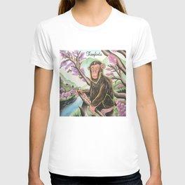 Saru Warrior T-shirt