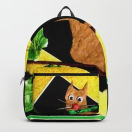 Where Did That Yummy Bird Go? Backpack