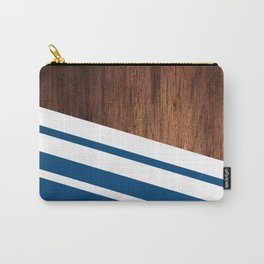 Wood of blue Carry-All Pouch