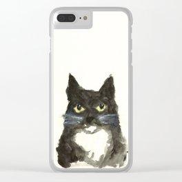 Mr. Sir Clear iPhone Case
