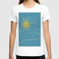 blondie T-shirts featuring Blondie by YESWORLD