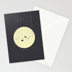 Solar System (you are here) Strings Stationery Cards