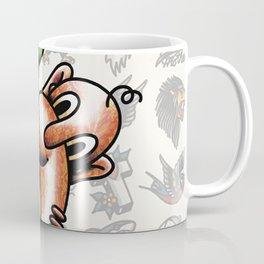 Kilroy Coffee Mug