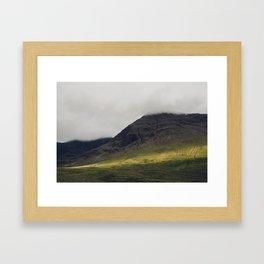 Light Path Framed Art Print