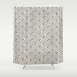 Brolga | Pattern Shower Curtain
