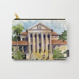 LSU Law School Carry-All Pouch