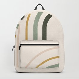 Minimal Geometric 50 Backpack