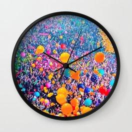 Send in the Clones, Balloon Drop NYE Wall Clock