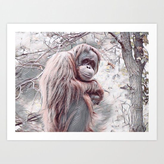 Will Never Know Freedom Art Print