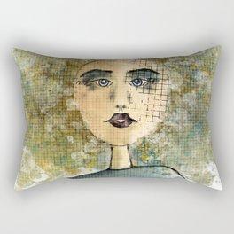 HAIR Rectangular Pillow