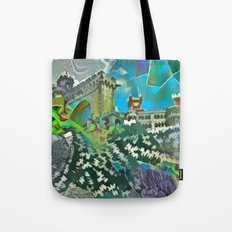 When in Lisbon Tote Bag