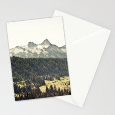 Epic Drive through the Mountains Stationery Cards