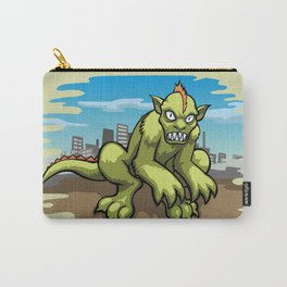 City Monster Carry-All Pouch