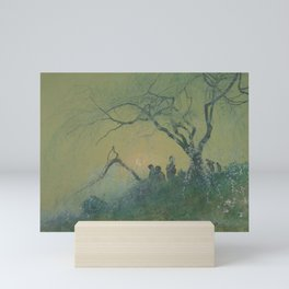 Hiroshi Yoshida - Memories of Japan - Japanese Vintage Ukiyo-e Woodblock Painting Mini Art Print