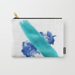 Teal1 Carry-All Pouch