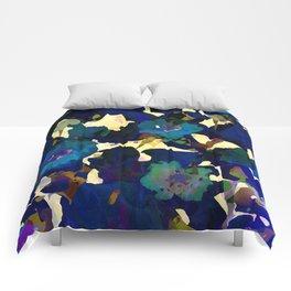 Daffodil Blue Comforters