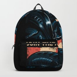 Join the Xenomorphs Backpack