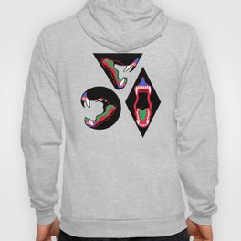 Figure mouths Hoody
