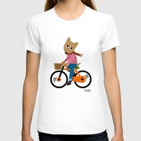 cycling T-shirts featuring Sam's Cycling by BATKEI