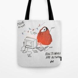 AUTUMN #1 - colour Tote Bag
