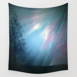 Autumn Evenings Wall Tapestry