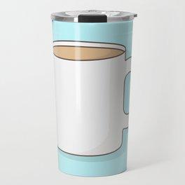 Life Begins After Travel Mug