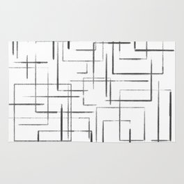 Artsy Squares Rug
