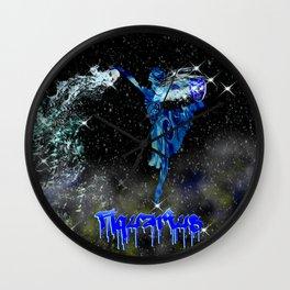 Aquarius Astrology Sign Wall Clock
