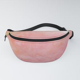 Pink Opal Texture Fanny Pack