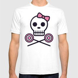 Skull Series SWEET TOOTH SKULL T-shirt