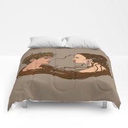 Romantic Entanglement  Comforters