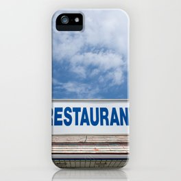 Open 24 Hours. iPhone Case