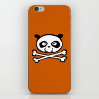 logo iPhone & iPod Skins featuring Logo by Bouletcorp