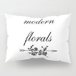 modern florals 2 . Home Decor Graphicdesign Pillow Sham