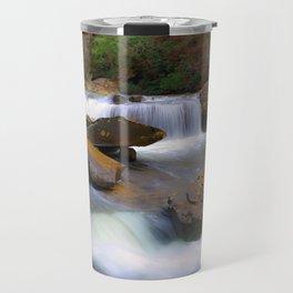 Obed Waterfall Travel Mug