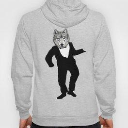 Dancing Wolf Hoody