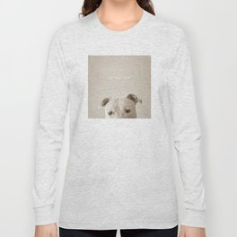 Pit bull love  Long Sleeve T-shirt