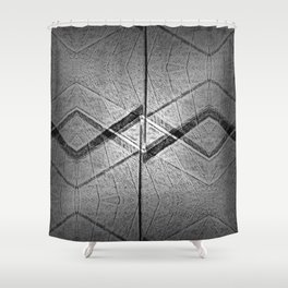 Form edification as fleshing out soul suggestions. Shower Curtain