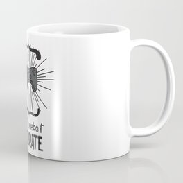 Gamers Unite: Let's Make it Vibrate!  Coffee Mug