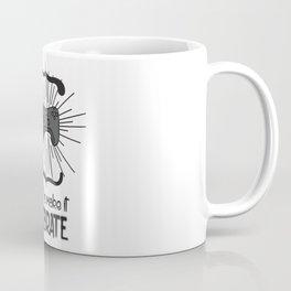 Gamers Unite: Let's Make it Vibrate!  Coffee Mug