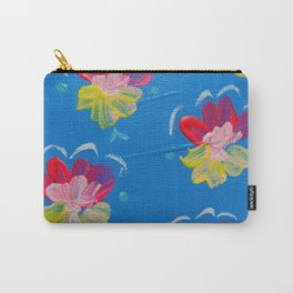 New Harbor Rose Carry-All Pouch