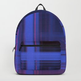 Space Plaid ii Backpack