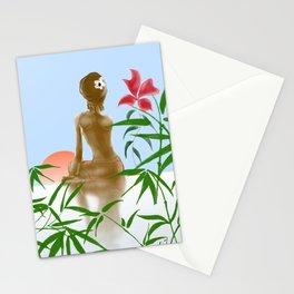 Sunrise Lights Stationery Cards