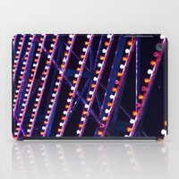 broadway iPad Cases featuring Broadway by Mistflower