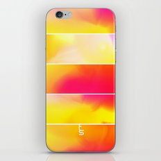 Astro Hue (Five Panels Series) iPhone Skin