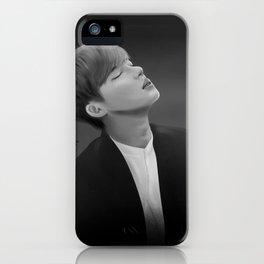 Kim Jinhwan Apology iPhone Case