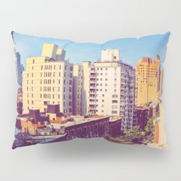 Morning in NYC Pillow Sham