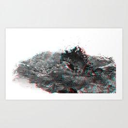 Chrysocolla (series) - 15 Art Print
