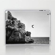 Jumping... Laptop & iPad Skin